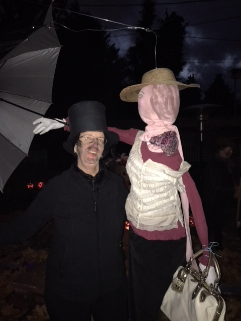 Meryl Sweep and Mary Poppins